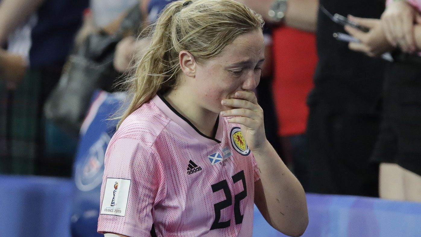 Scotland crash out of World Cup with heartbreaking collapse, penalty controversy