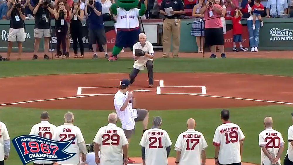 Boston Red Sox.