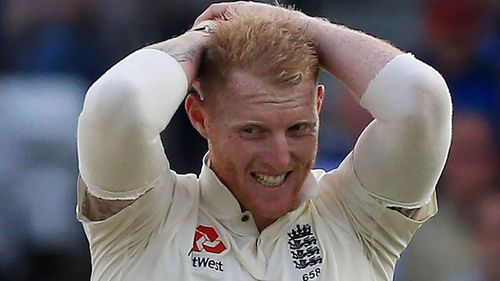 Ben Stokes' Ashes hopes are in jeopardy.