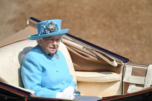 The Queen's actual birthday was on April 21 and she turned 92.