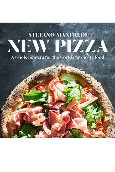 "<a href=""https://www.murdochbooks.com.au/browse/books/cooking-food-drink/food-drink/New-Pizza-Stefano-Manfredi-9781743368817"" target=""_top"">New Pizza - A whole new era for the world's favourite food</a>, by Stefano Manfredi, AUD $39.99"