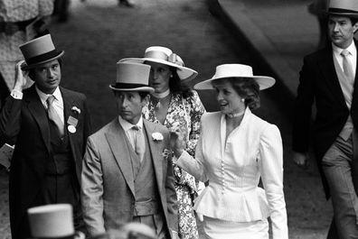 Princess Diana Oliver Hoare