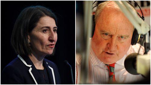 Baird jokes about resignation in speech