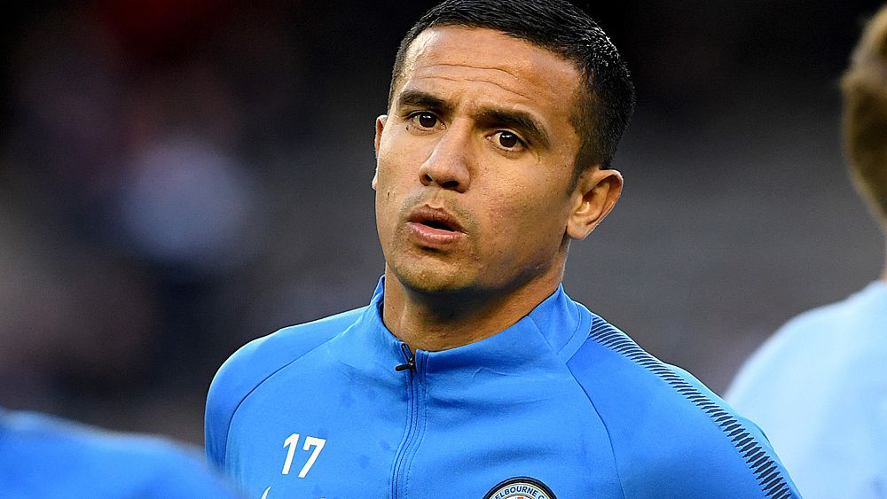 Tim Cahill refuses to clarify A-League future