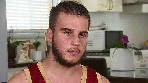 Mathew Batarseh said he too had been burned after using the Banana Boat sunscreen.