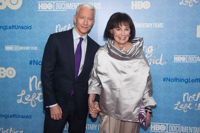 TV star Anderson Cooper unlikely to inherit mother Gloria