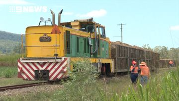 Fatal train crash in country Queensland