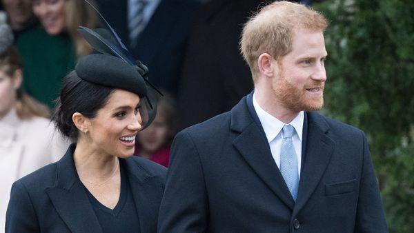 Prince Harry Meghan Markle Kate Middelton Prince William royal Christmas
