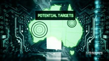 VIDEO: Prime Minister warns a cyber warfare is the new frontier of threat to Australia
