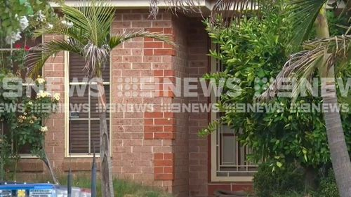 A three-year-old girl has died after falling ill at her Glenmore Park home. (9NEWS)