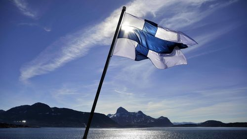 Finland has been ranked as the happiest nation in the world, according to an international report. (AAP)
