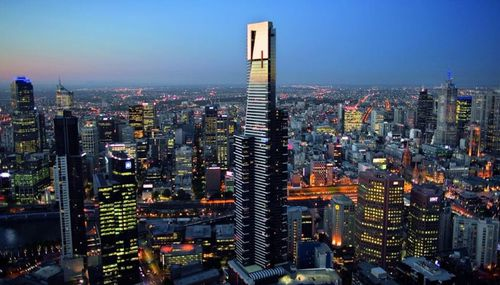 Eureka Tower is currently the tallest building in Melbourne. (File)