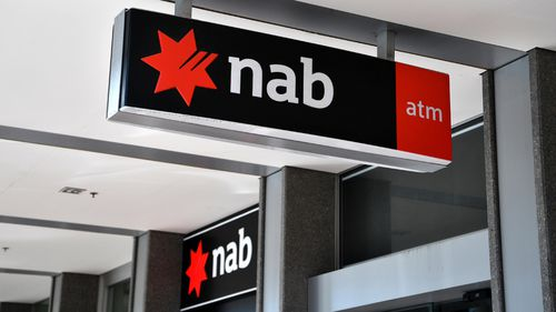 NAB Bank online banking mobile application outage