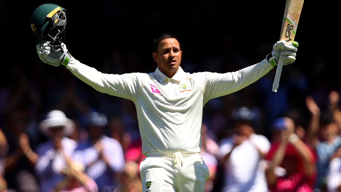 'The team was very white': Usman Khawaja's road to Australian cricket stardom