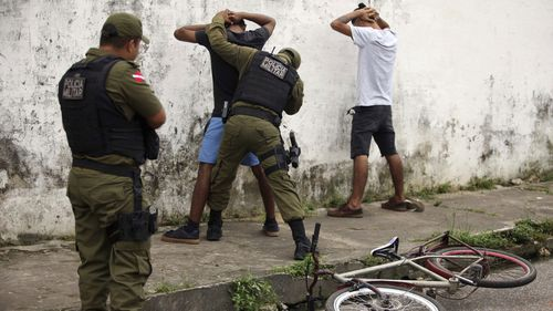 More than 30 killed in Brazil city after officer murdered