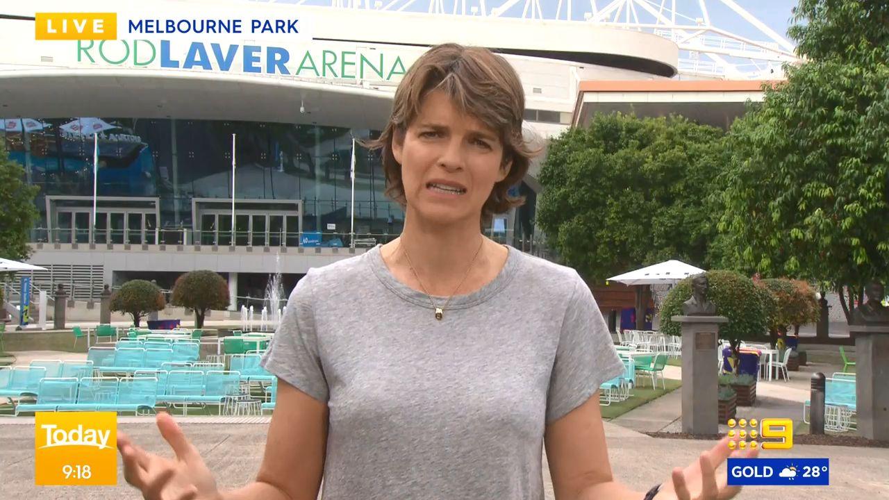 Sam Smith predicts Serena Williams retirement, says she won't be back at Australian Open
