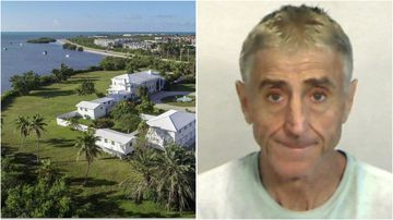 Multi-million dollar Florida island owner Andrew Lippi was allegedly caught shoplifting at K-mart over the weekend.
