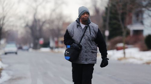 Michigan man who walks 33km every day to get to work gets incredible gift