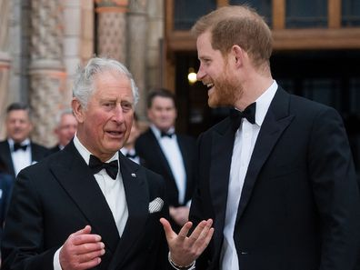 Prince Harry and Prince Charles have reportedly been in 'regular' contact since Lilibet's birth.