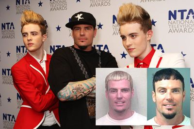 <b>Now…</b> Unsurprisingly, Vanilla was a total one hit wonder. His music career had a minor revival in 2010 when he performed with UK brothers Jedward, but we're pretty sure he knew he was just there for kitsch value. His only other claim to fame has been a number of arrests over the years for beating his wife – and the subsequent 'bad hair' mug shots.