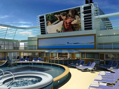 <strong>Best cruise for families on a budget: P&amp;O Cruises</strong>