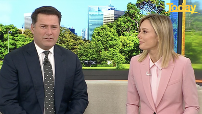 The Today hosts revealed they were taking part in the 'Sudsy Challenge'.