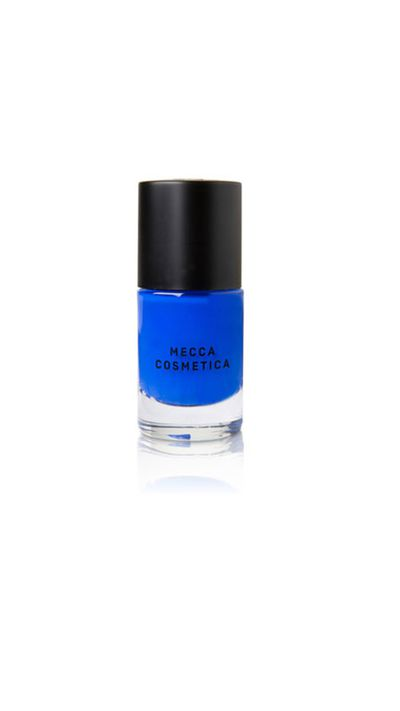"<a href=""http://mecca.com.au/mecca-cosmetica/artistry-nail-polish/V-018308.html#start=1"" target=""_blank"">Artistry Nail Polish in Cobalt, $22, Mecca Cosmetica</a>"