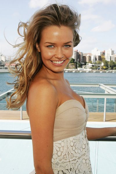 Lara Bingle, 29, was a swimsuit staple until her movie into reality television and relationship with cricketer Michael Clarke. As Mrs Sam Worthington she is more likely to be found wearing Louis Vuitton and wearing Tiffany & Co. jewellery.