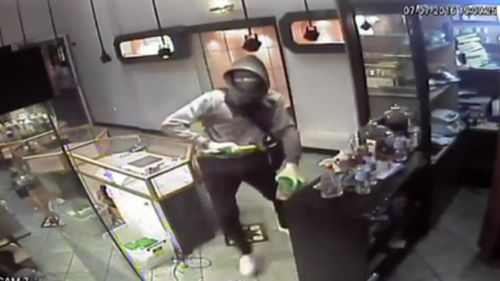 The robberies netted $200,000. (9NEWS)