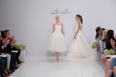 Dennis Basso For Kleinfeld, New York Bridal Fashion Week
