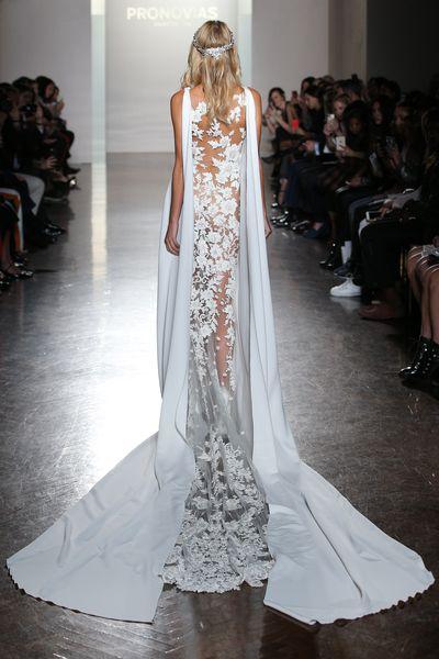 Pronovias Bridal, Spring 2017, New York Bridal Fashion Week