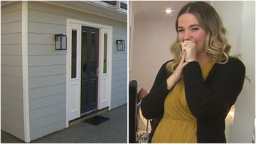 Stars pitch in to turn horror house into dream home
