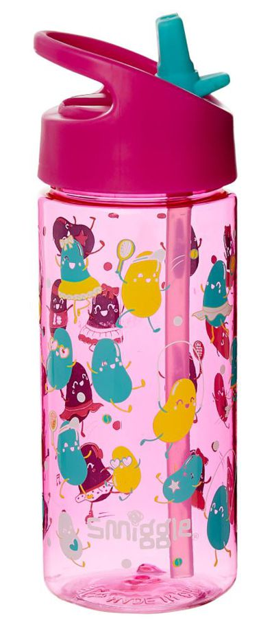 """<p>Kids need to drink water - and lots of it. They're more likely to do it if they have a sweet bottle to sip from.</p> <p><a href=""""https://www.smiggle.com.au/shop/en/smiggle/food-drink/junior-bubble-straight-bottle"""" target=""""_blank"""">Smiggle Junior Bubbly Straight Bottle, $12.95.</a></p>"""