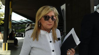 Socialite's friend slammed while giving evidence in murder trial