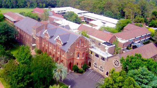 Prestigious catholic school suspends Sydney students after alcohol discovered in lockers
