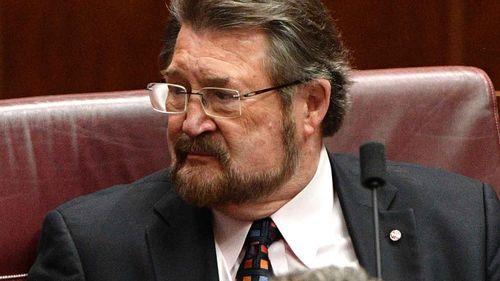 Senator Derryn Hinch.