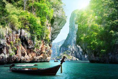 5. Ha Long Bay, Vietnam