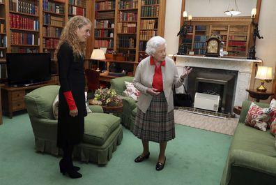 Queen Elizabeth Balmoral