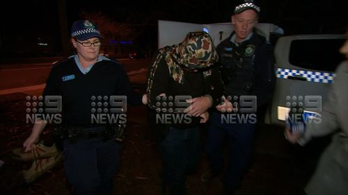 Craig Henry Rumsby was arrested in Mudgee over Michelle Bright's death.