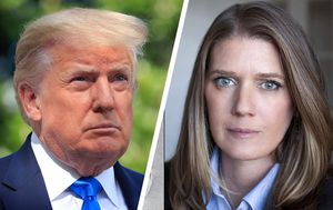 Mary Trump sues President and his siblings for fraud, calling it the family 'way of life'