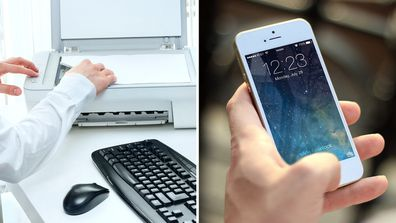 Simple mobile phone hack makes working from home easier