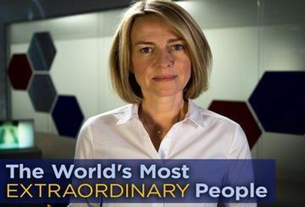The World's Most Extraordinary People