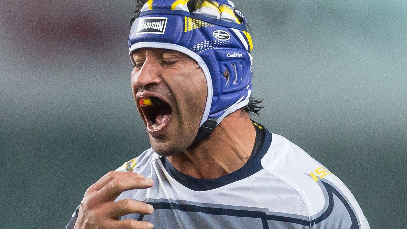 North Queensland Cowboys star Johnathan Thurston tiring of long NRL farewell