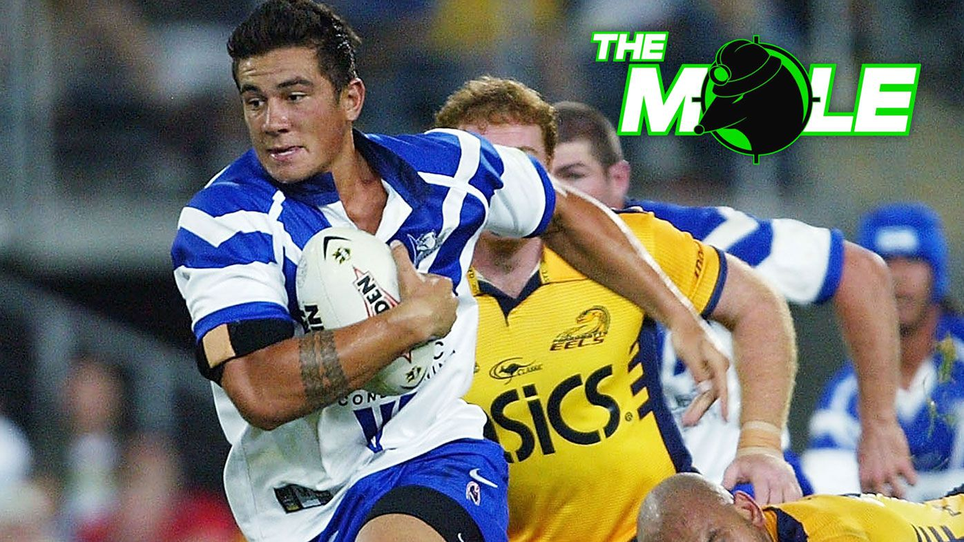 Sonny Bill Williams made his name at the Bulldogs. (Getty)