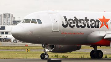 """A Canadian traveller claims a female Jetstar employee expressed a racist slur and """"accosted"""" his wife. The airline disputes such an incident took place. (AAP)"""