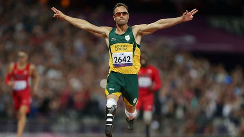The International Paralympic Committee would allow Oscar Pistorius to compete after the movement's most famous athlete was found guilty of the culpable homicide of his girlfriend. (Picture: AAP)