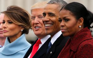 Michelle Obama reflects on how she put her anger aside for a peaceful transition