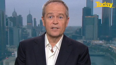 Bill Shorten issued a grim reminder to Australians as he defended WA's hard border stance.