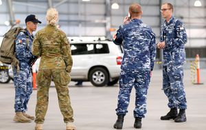 ADF and millions of face masks sent into virus-hit Victoria