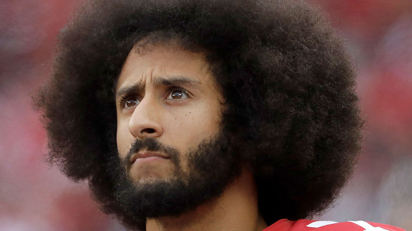 NFL slammed after Colin Kaepernick's name is erased from Madden 19 video game